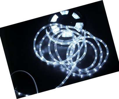5 Wire, Rope Light Perfect Pysical 110V 2-Wire Waterproof, Rope Light, 50Ft/15M, Background White Ideas