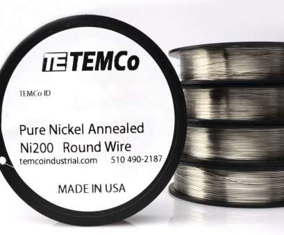 8 Perfect 8 Gauge Nickel Wire Solutions