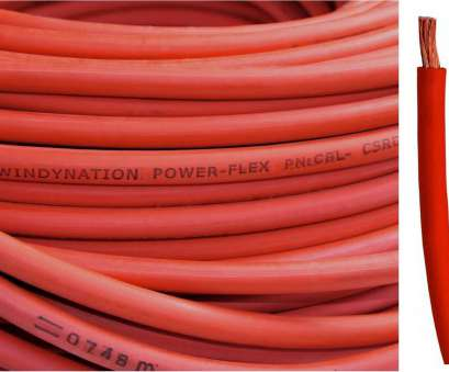 8 gauge red wire Welding Cable, Black 8, 8 GAUGE COPPER WIRE BATTERY, SOLAR LEADS 16 New 8 Gauge, Wire Solutions