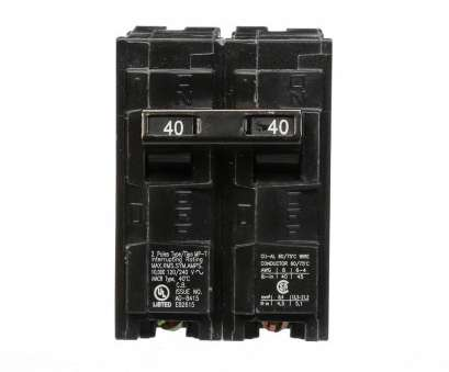 8 gauge wire 40 amps Murray 40, Double-Pole Type MP Circuit Breaker 8 Gauge Wire 40 Amps Fantastic Murray 40, Double-Pole Type MP Circuit Breaker Photos