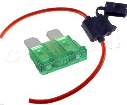 8 Gauge Wire Amps 12V Best Get Quotations · 8 GAUGE INLINE, FUSE HOLDER WITH 30, FUSE WITH COVER, CAR TRUCK INSTALL Collections