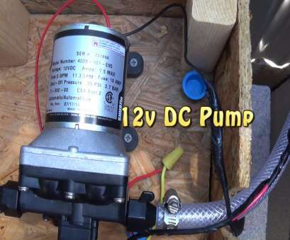 8 Gauge Wire Amps 12V Popular Wiring A, DC Water Pump To A Switch, My, Grid Outdoor Bathroom, Triple S Bath House, YouTube Images