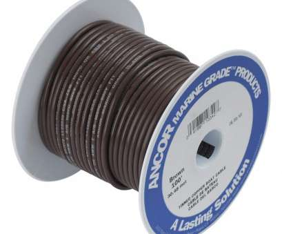 8 gauge wire napa Amazon.com: Ancor Marine Grade Primary Wire Battery Cable: Ancor: Sports & Outdoors 17 Practical 8 Gauge Wire Napa Pictures