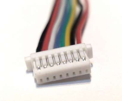 8 awg wire uk Picture of, SH 8-pin Connectors (1.0mm pitch w/ 300mm wires 8, Wire Uk Nice Picture Of, SH 8-Pin Connectors (1.0Mm Pitch W/ 300Mm Wires Images