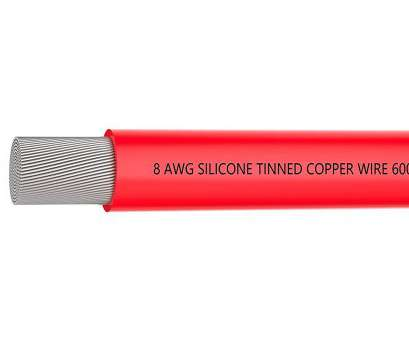 8 awg wire uk TUOFENG Electrical Cable 8 Gauge Silicone Cable, red Soft, Flexible 8, Battery Cable 1650 Strands of Tinned Copper Wire, RC Aircraft Auto 8, Wire Uk Practical TUOFENG Electrical Cable 8 Gauge Silicone Cable, Red Soft, Flexible 8, Battery Cable 1650 Strands Of Tinned Copper Wire, RC Aircraft Auto Galleries