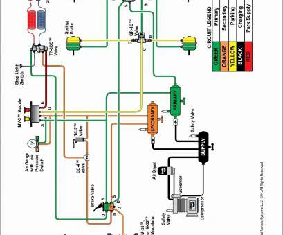 15 Most Air Brake Trailer Wiring Diagram Pictures