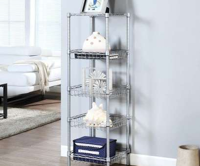 amazon wire shelving Amazon.com: LANGRIA 5-Tier Wire Shelving Unit with Baskets, Free-Standing Storage Organization Utility Rack, Home Kitchen Living Room Bedroom Bathroom Amazon Wire Shelving Perfect Amazon.Com: LANGRIA 5-Tier Wire Shelving Unit With Baskets, Free-Standing Storage Organization Utility Rack, Home Kitchen Living Room Bedroom Bathroom Ideas