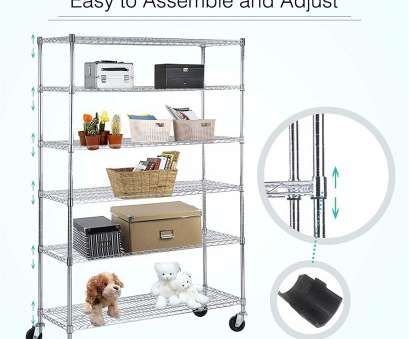 amazon wire shelving Home Depot Heavy Duty Storage Racks, Amazon Suncoo Wire Shelving Unit Storage Rack Metal Kitchen Amazon Wire Shelving Perfect Home Depot Heavy Duty Storage Racks, Amazon Suncoo Wire Shelving Unit Storage Rack Metal Kitchen Galleries