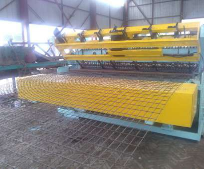 automatic wire mesh fence welding machine Construction Reinforced Mesh Welding Machine , Automatic Wire, Making Machine Automatic Wire Mesh Fence Welding Machine New Construction Reinforced Mesh Welding Machine , Automatic Wire, Making Machine Photos