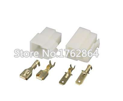 16 Practical Automobile Electrical Wire Connectors Collections