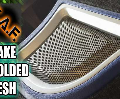 automotive wire mesh panels How to Mold Metal Mesh, Speaker Grills, Ports, CarAudioFabrication, YouTube 15 Simple Automotive Wire Mesh Panels Photos