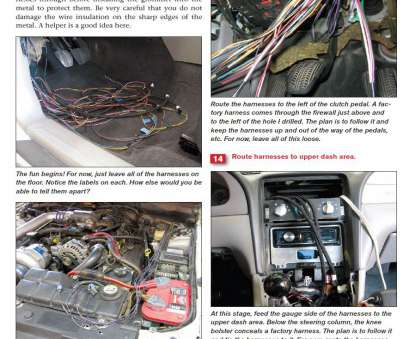 8 Most Automotive Wiring, Electrical Systems Galleries