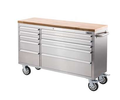 Bunnings, Coated Wire Mesh Popular Ultimate Storage, 10 Drawer Tool Trolley, Bunnings Warehouse Ideas