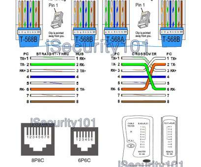 19 Practical Cat6 To Rj45 Wiring Diagram Collections