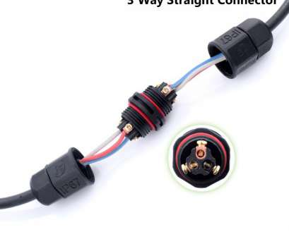 cheap electrical wire Wholesale Cheap 2 pins 3 Pins, IP68 Waterproof Connector, Screw Locking Joiner Electrical Wire Adapter-in Garden Water Connectors from Home & Garden Cheap Electrical Wire Fantastic Wholesale Cheap 2 Pins 3 Pins, IP68 Waterproof Connector, Screw Locking Joiner Electrical Wire Adapter-In Garden Water Connectors From Home & Garden Pictures