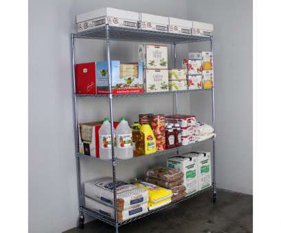 chrome wire pantry shelving Chrome Wire Shelves Wire Closet Organizers, Home Depot, Nobailout Chrome Wire Pantry Shelving Brilliant Chrome Wire Shelves Wire Closet Organizers, Home Depot, Nobailout Images