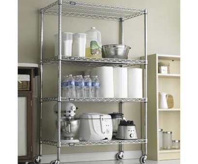 10 Most Chrome Wire Shelving Kitchen Photos