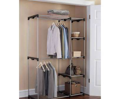 closet rod for wire shelving Closetmaid Closet Organizer, with Shoe Shelf, 5' to 8', Walmart.com Closet, For Wire Shelving Professional Closetmaid Closet Organizer, With Shoe Shelf, 5' To 8', Walmart.Com Solutions