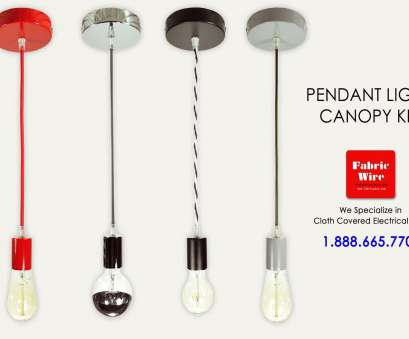 16 Perfect Cloth Wire Pendant Light Kit Solutions
