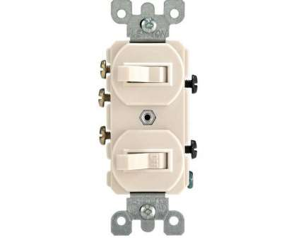 11 Perfect Combination Double Switch Wiring Diagram Pictures