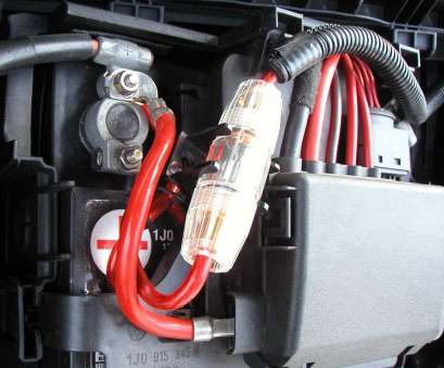 connecting red electrical wires How to Install Amplifier Power Wire in Lexus Connecting, Electrical Wires Nice How To Install Amplifier Power Wire In Lexus Ideas