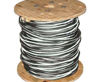 Copper Electrical Wire Turns Black Professional This Review Is From:(By-The-Foot) 4/0-4/0-2/0 Black Stranded AL Sweetbriar, Cable Solutions