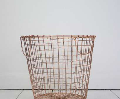 Copper Wire Mesh Baskets Simple Round Copper Wire Mesh Basket Pictures
