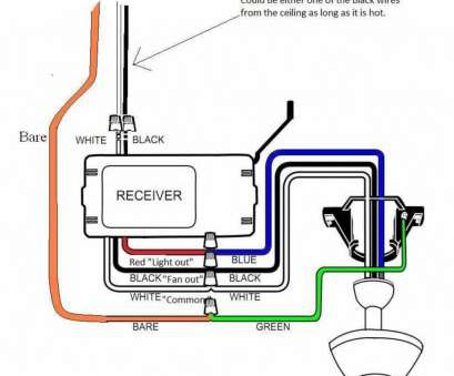 dc ceiling fan wiring diagram Hunter Ceiling, Wiring Diagram, Wire A with 4 Wires Remote Of Wiring Diagram for 11 Professional Dc Ceiling, Wiring Diagram Images