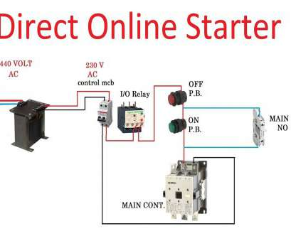 20 Top Direct On Line Starter Wiring Diagram Collections