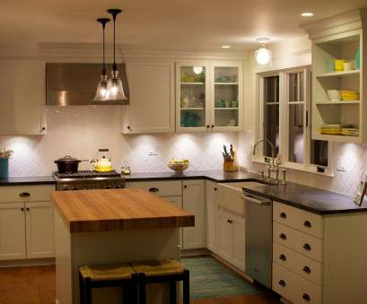 Direct Wire, Puck Under Cabinet Lighting Perfect ... Gallery >; Undercabinet Kitchen Lighting. Kitchen_Pucks_1000Px Photos