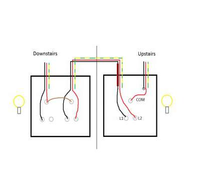 8 Most Double Light Switch Wiring Diagram Ideas