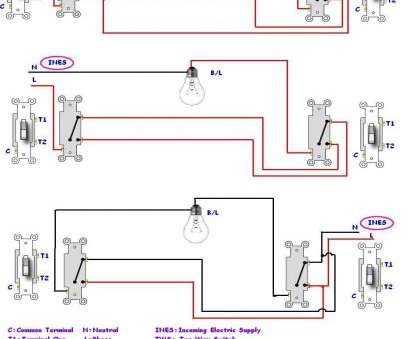 double light switch wiring explained Double Light Switch Wiring Diagram Best Of Diagrams 2, Lighting Striking, Switching 13 Practical Double Light Switch Wiring Explained Galleries