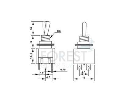 dpdt toggle switch wiring guitar DPDT Mini toggle switch 2 position ON-ON, guitar coil tapping, phase Dpdt Toggle Switch Wiring Guitar Top DPDT Mini Toggle Switch 2 Position ON-ON, Guitar Coil Tapping, Phase Pictures