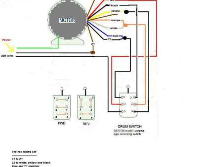 12 Creative Electric Motor Wiring Diagram 110 Solutions