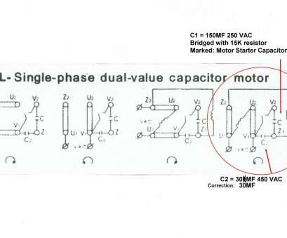 12 Brilliant Electric Motor Wiring Diagram, To 110 ...