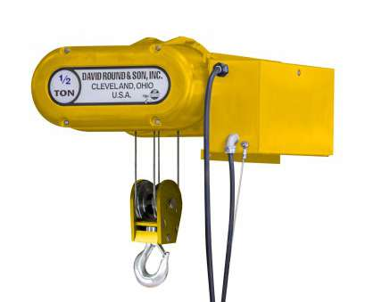 15 Cleaver Electric Wire Rope Hoist Ideas