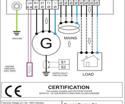 electrical control panel wiring tutorial diesel generator control panel wiring diagram AC Connections, gr Electrical Control Panel Wiring Tutorial Professional Diesel Generator Control Panel Wiring Diagram AC Connections, Gr Pictures