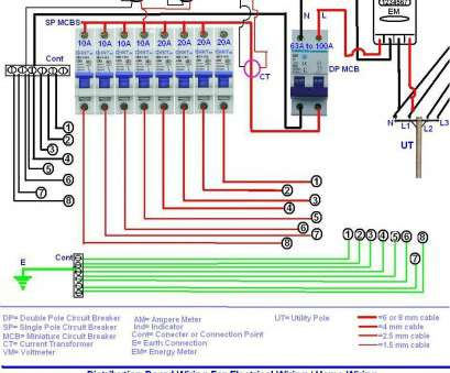 13 Most Electrical Db Wiring Diagram Collections