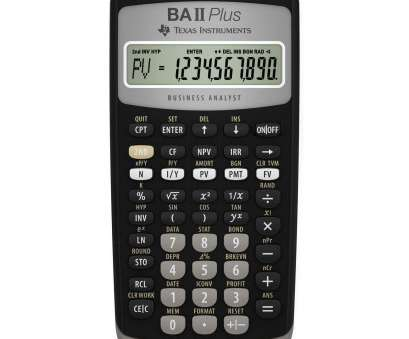electrical outlet installation calculator Amazon.com: Texas Instruments BA II Plus Financial Calculator: Office Products Electrical Outlet Installation Calculator Professional Amazon.Com: Texas Instruments BA II Plus Financial Calculator: Office Products Pictures