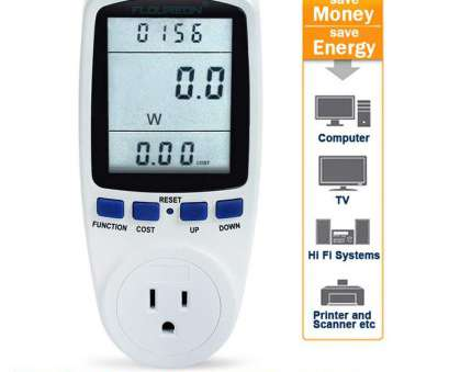 electrical outlet installation calculator Amazon.com: TS-836A Plug Power Meter Energy Voltage Amps Electricity Usage Monitor,Reduce Your Energy Costs: Home Improvement Electrical Outlet Installation Calculator Nice Amazon.Com: TS-836A Plug Power Meter Energy Voltage Amps Electricity Usage Monitor,Reduce Your Energy Costs: Home Improvement Collections