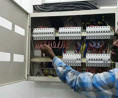 9 Brilliant Electrical Panel Design, Wiring Collections