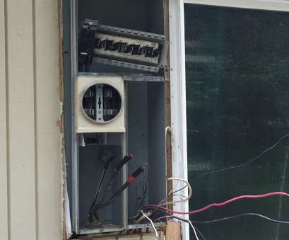 electrical panel wiring companies New solar ready panel Solar Electric Pros, panel being removed, feeder wires hot! Electrical Panel Wiring Companies Perfect New Solar Ready Panel Solar Electric Pros, Panel Being Removed, Feeder Wires Hot! Collections