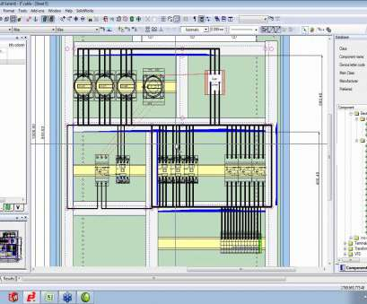 Electrical Panel Wiring Diagram Software Free Download Cleaver 1600X900 Software, Electrical Drawings, To Visio Free Electrical Galleries