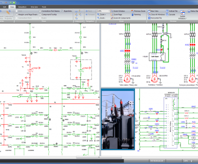 Electrical Panel Wiring Diagram Software Free Download Best One Line Electrical Diagram 2 In Wiring Software Free Download Random Pictures