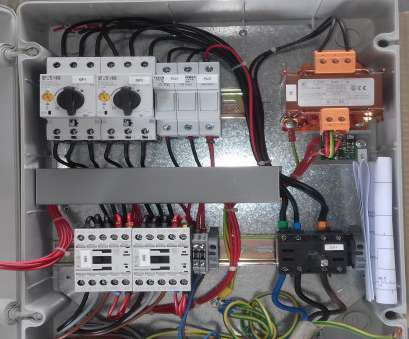 14 Professional Electrical Panel Wiring, In Pune Pictures