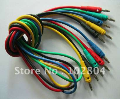 electrical wire colors red black 5 Set(25pcs) 5 Color, & Black & Green & Yellow & Blue Banana plug of banana plug B type silicon lead test cable high voltage-in Connectors from Lights Electrical Wire Colors, Black Most 5 Set(25Pcs) 5 Color, & Black & Green & Yellow & Blue Banana Plug Of Banana Plug B Type Silicon Lead Test Cable High Voltage-In Connectors From Lights Ideas