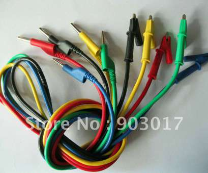 electrical wire colors red black 5pcs(1set) Alligator clip to Banana plug silicone cable High voltage 5 Colors, & Black & Green & Yellow & Blue-in Connectors from Lights & Lighting on Electrical Wire Colors, Black Best 5Pcs(1Set) Alligator Clip To Banana Plug Silicone Cable High Voltage 5 Colors, & Black & Green & Yellow & Blue-In Connectors From Lights & Lighting On Images