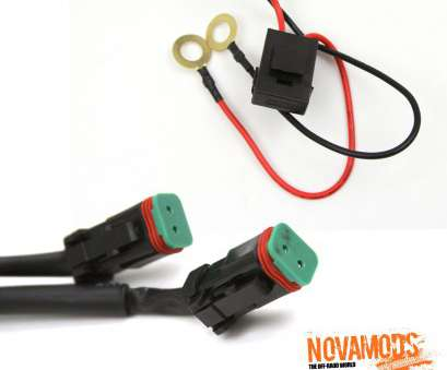 electrical wire connector bar 1X, Offroad Lights, Light Bars Relay Harness Swtich Dt Connector 2-Outputs Electrical Wire Connector Bar Brilliant 1X, Offroad Lights, Light Bars Relay Harness Swtich Dt Connector 2-Outputs Ideas