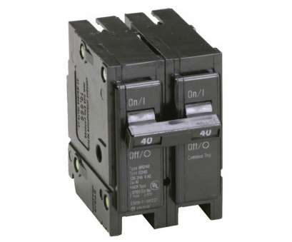electrical wire size for 40 amp breaker Eaton BR 40, 2 Pole Circuit Breaker 11 Most Electrical Wire Size, 40, Breaker Solutions
