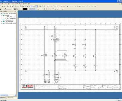 13 Popular Electrical Wiring Diagram Drawing Software Solutions